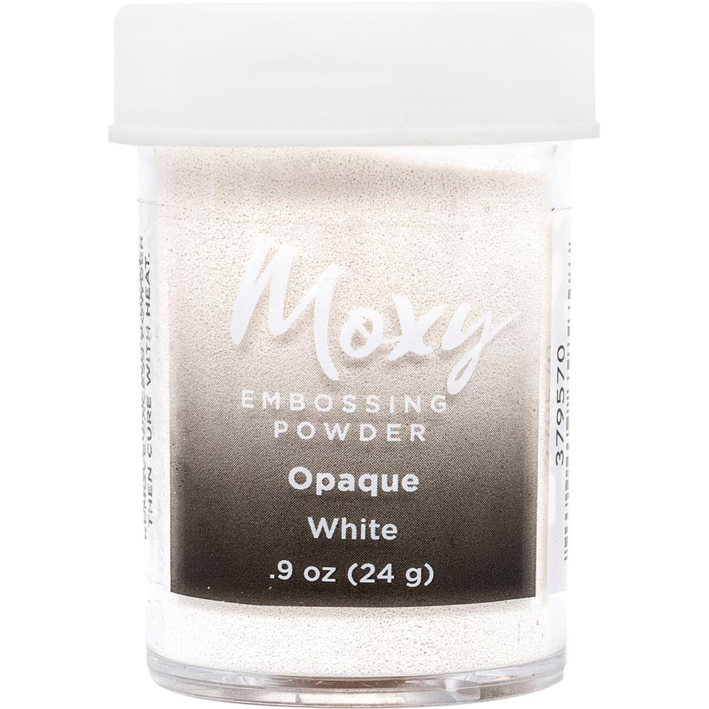 MOXY - Пудра для эмбоссинга «EMBOSSING POWDER WHITE», American Crafts